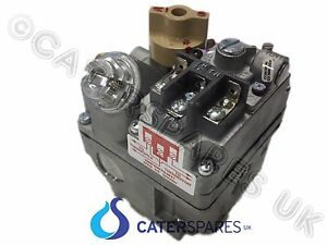 """GENUINE ROBERTSHAW 7000 GAS VALVE MVRL 4K1-721-4B1 NAT GAS 1//2/"""" MILLIVOLT MV"""