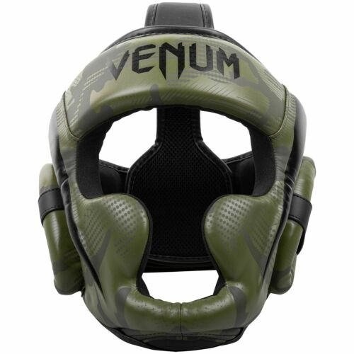 Venum Elite Mimetico//MUAY THAI PUGILATO HEADGUARD-VARI COLORI