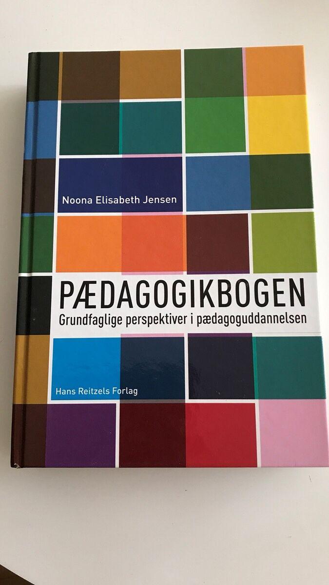 pædagogikbogen noona elisabeth jensen