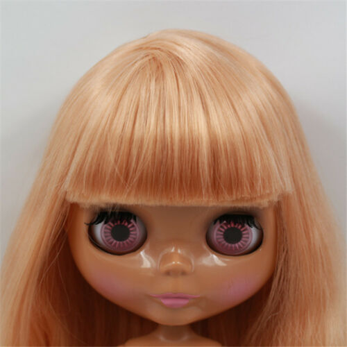 "Takara 12/"" Neo Blythe Nude Doll Dark Skin from Factory TBY328"