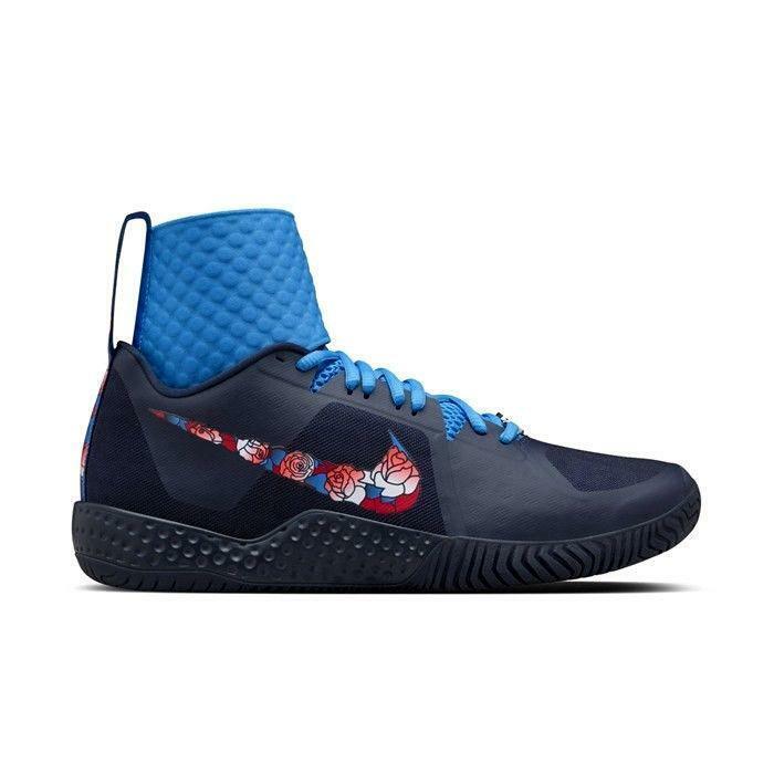 Damen Nike Schlaghose L Qs Foto Blau Turnschuh 831309 414 Qualitativ hochwertige Produkte