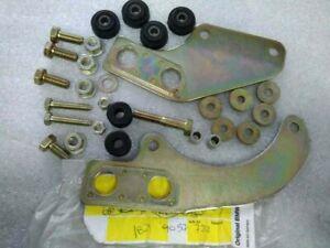 BMW-ORIGIN-NEW-Set-Mounting-Parts-Pipe-45mm-E30-320i-323i-9-83-2-84-18219057722
