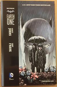 Batman-Earth-One-Vol-1-NM-tpb-Graphic-Novel-Johns-Frank-DC