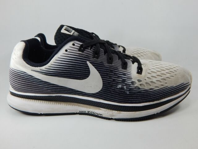 low priced 46e06 812a2 Nike Air Zoom Pegasus 34 Le Running Womens Shoes White Black 883269-100  10.5 B