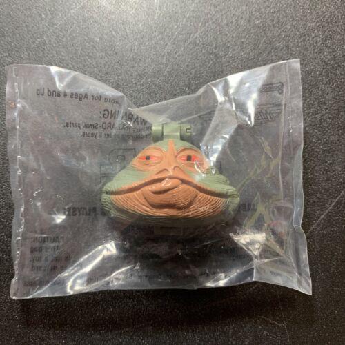 Star Wars Micro Machines Mini Heads Jabba The Hutt Playset Sealed