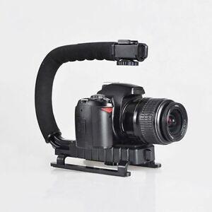 C-U-shape-Bracket-Handle-Grip-Stabilizer-for-Canon-Nikon-DSLR-Camera-Camcorder