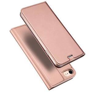 Handy-Huelle-Apple-iPhone-6S-6-Book-Case-Schutzhuelle-Tasche-Slim-Flip-Cover