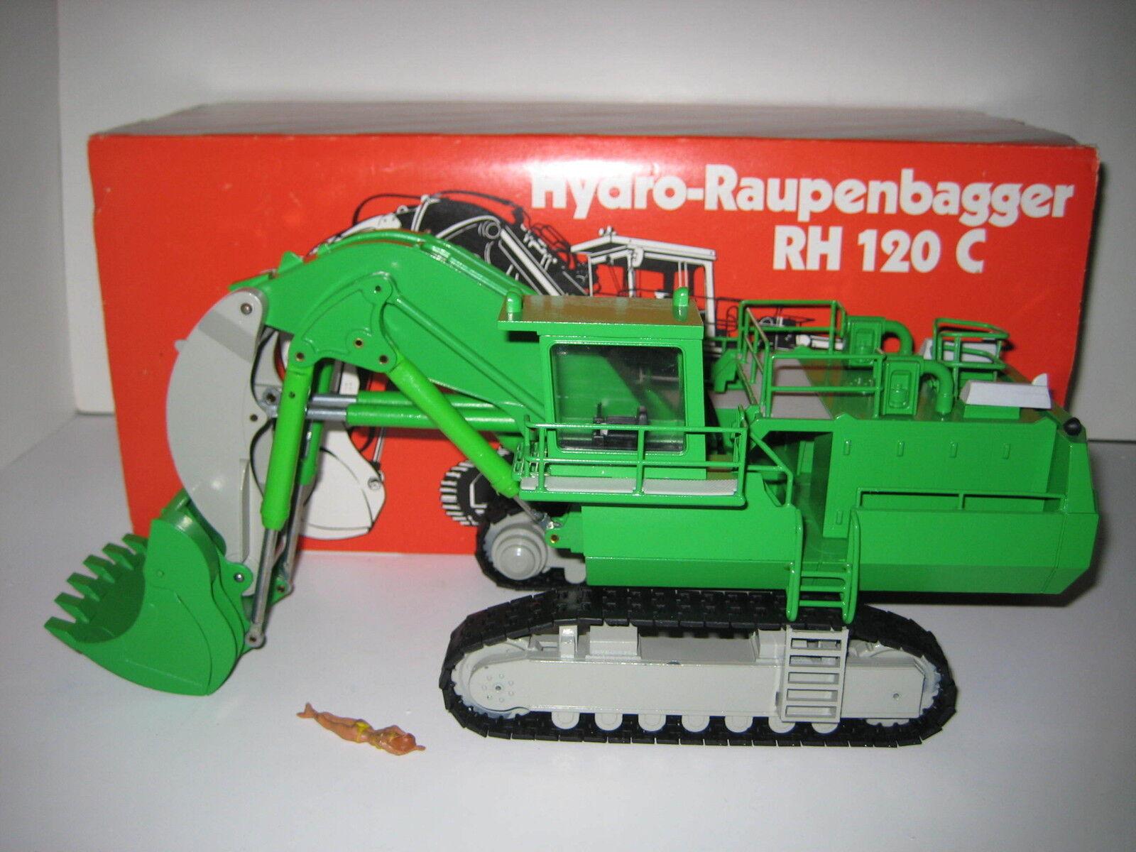 la calidad primero los consumidores primero O&k Rh 120 120 120 C excavadoras alta cuchara schwickert 1. versión  2771 Conrad 1 50 OVP  deportes calientes
