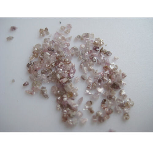 Details about  /10.0 ct natural slices//chips diamond uncut raw rough pink diamonds 1.0-2.0 mm NR