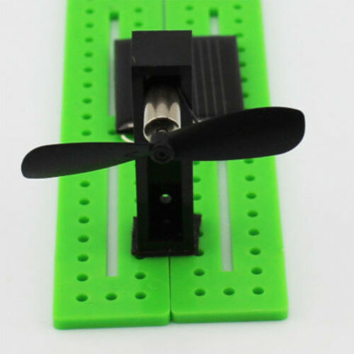 DIY Solar Fan Assembly Material Kit Children's Science Early Educational Toy