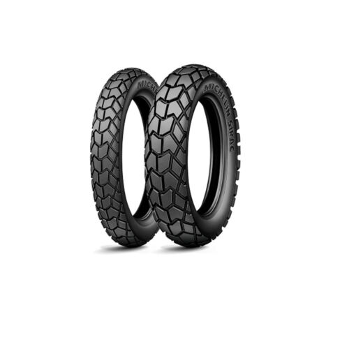 Michelin 120//80-18 Sirac Tubed Type Rear Motorcycle Tyre