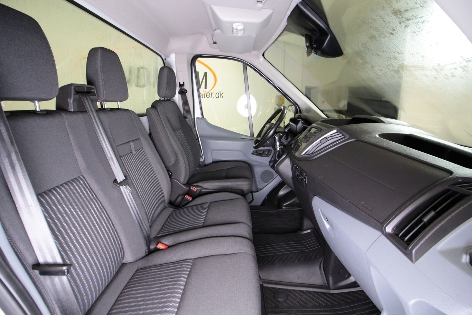 Ford Transit 350 L3 Chassis TDCi 170 Trend H1 RWD