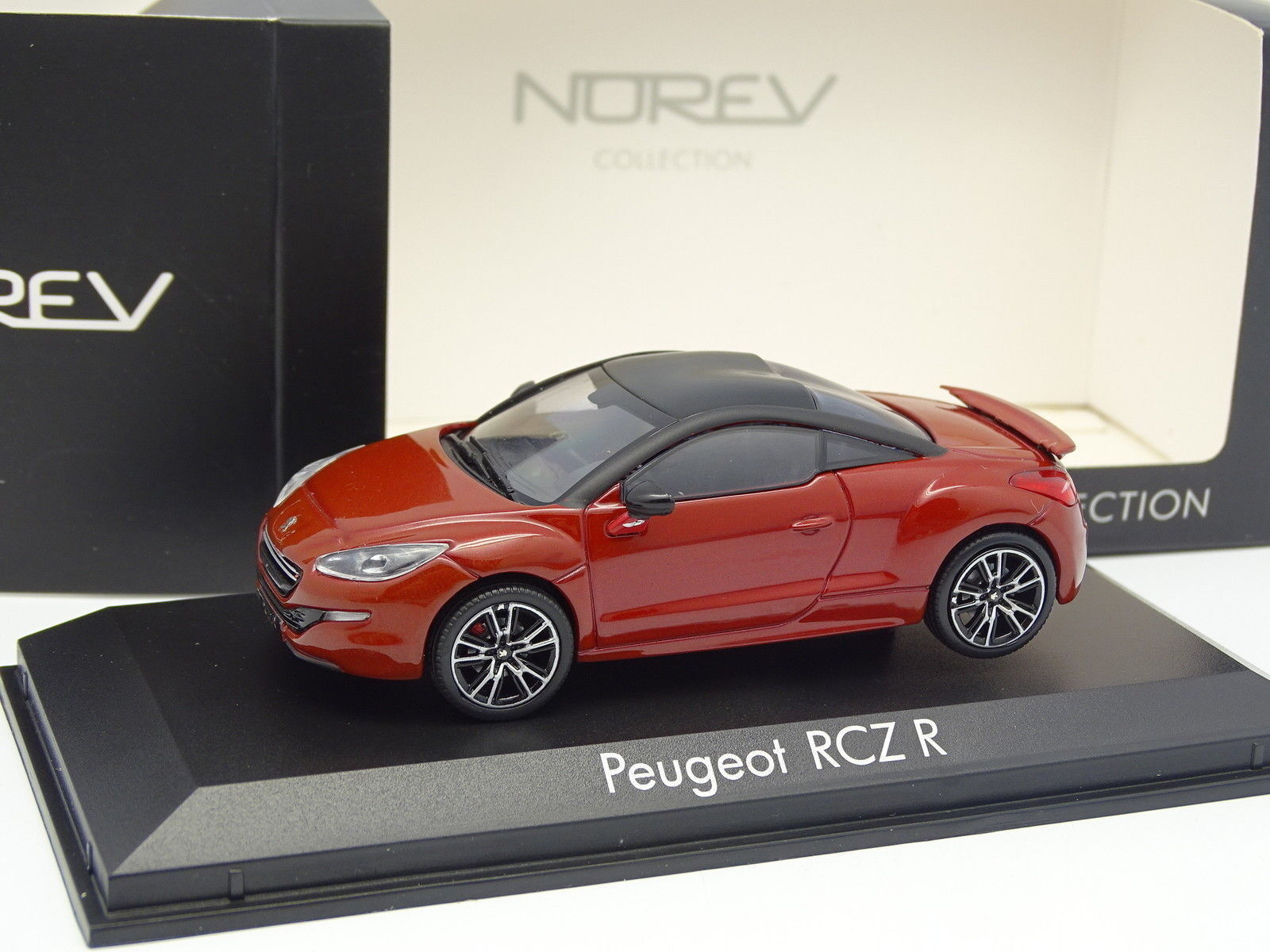 Norev 1 43 - Peugeot RCZ R red