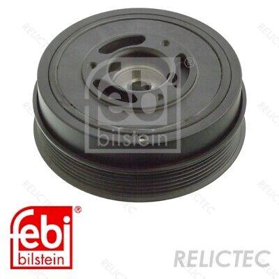 Fits Mini One R50 1.6 Genuine Febi Engine Alternator Water Pump V-Ribbed Belt