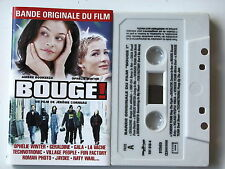 BOUGE . BO, OST.  WINTER/VILLAGE PEOPLE/ GERALDINE . TAPE . CASSETTE AUDIO . K7