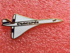 Pins AÉROSPATIALE Avion CONCORDE