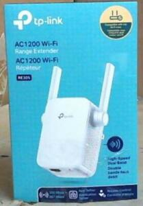 NEW-OPEN-BOX-TP-Link-AC1200-Dual-Band-WiFi-Range-Extender-Access-Point-RE305-80