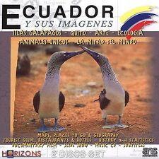 Ecuador Y Sus Imagenes, Horizons Collection, Very Good