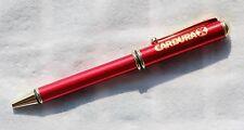 Drug Rep Pens ( CARDURA ) Heavy Metal Crimson Very Stylish and RARE