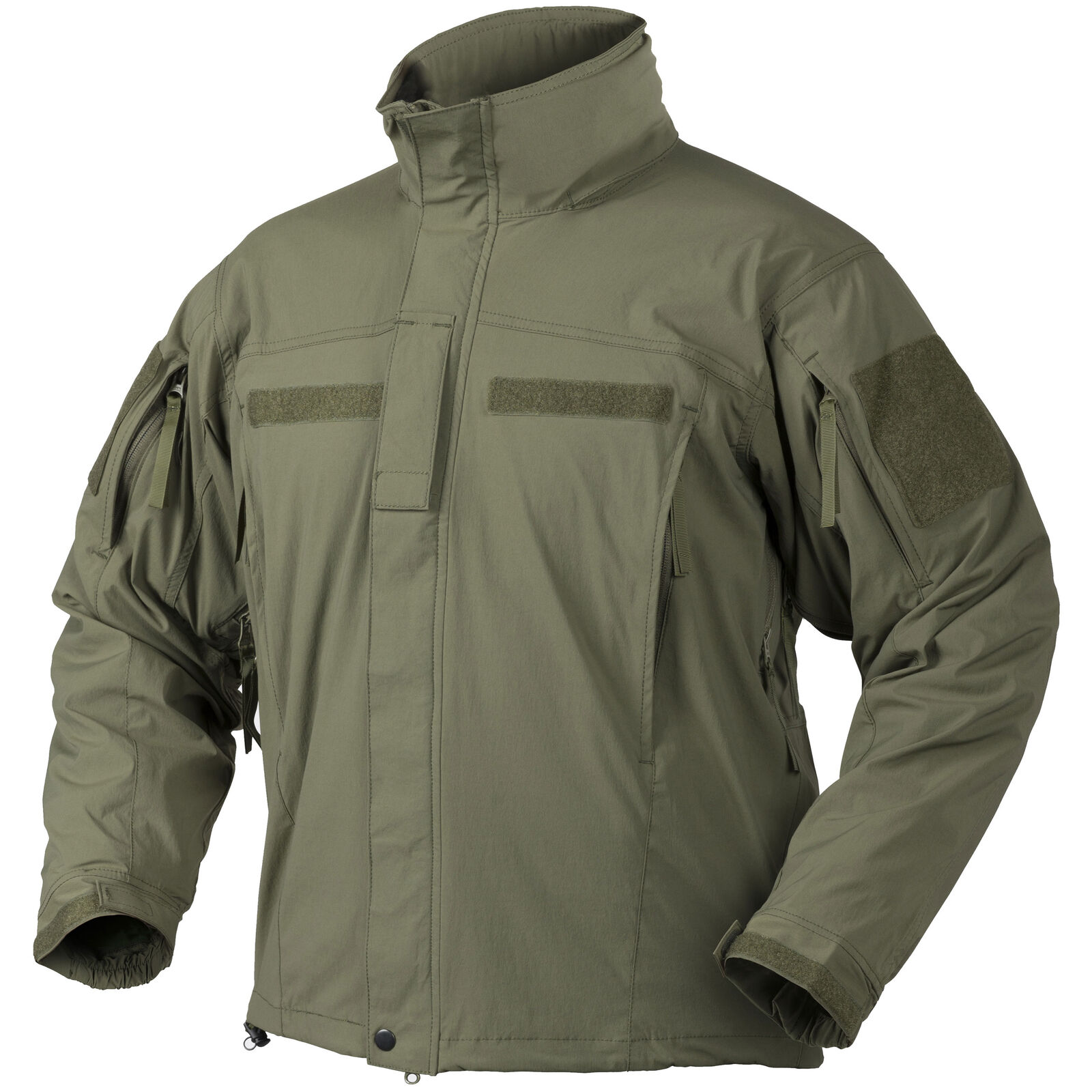 HELIKON tex Army Ecwcs level 5 ver.2 soft shell  Jacket chaqueta Cold Weather Olive  precios ultra bajos