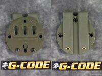 G-code Rti Holster Battle Belt Molle Mounting Platform Adapter System Green