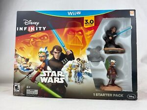 Disney-Infinity-3-0-Edition-Wii-U-Star-Wars-Starter-Pack-New