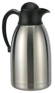 Edelstahl Isolierkanne Isolierflasche Kaffeekanne Thermoskanne Thermosflasche
