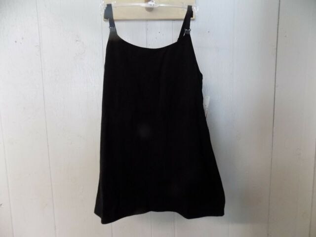 ff7093dd24f25 Women's Gilligan & Omalley Night Nursing Cami Tank Size Medium Black ...