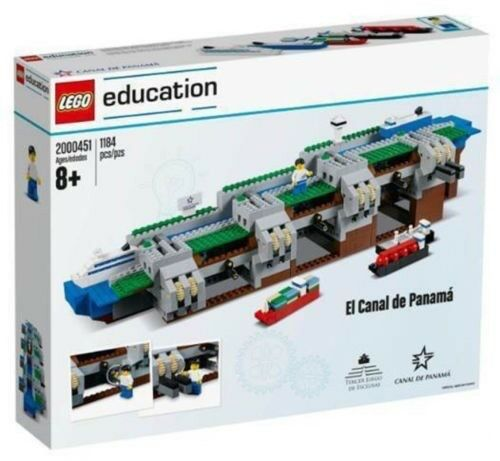 LEGO Education Panama Canal Set - 2000451