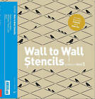 Stencil 101 Decor: Customize Walls, Floors, and Furniture with Oversized Stencil Art by Ed Roth (Paperback, 2009)
