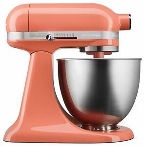 KitchenAid KSM3311XPH Artisan Mini Design Series 3.5 Quart Tilt-Head Stand Mixer