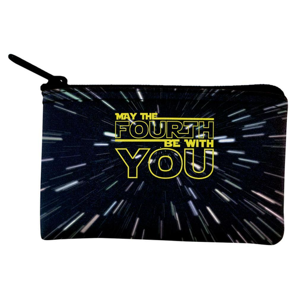 May The Fourth Be With You Coin Purse