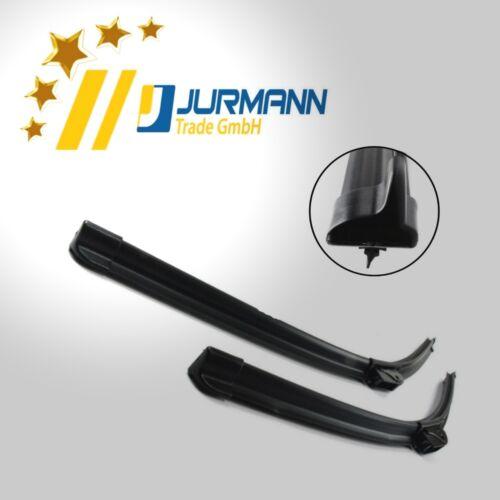 Universal Jurmann Scheibenwischer 650//400 mm Citroen Fiat Ford Opel Peugeot