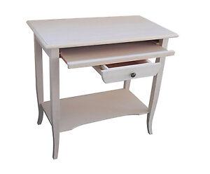 Scrivania In Legno Bianco : Scrivania direzionale in legno in mdf laccato in pelle