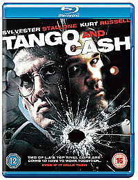 1 of 1 - Tango And Cash (Blu-ray, 2009) NEW & SEALED