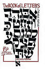 The Book of Letters: A Mystical Hebrew Alphabet by Rabbi Lawrence Kushner (Hardback, 1990)