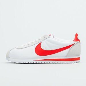 the latest 0d91f 87eba Image is loading Nike-Classic-Cortez-Nylon-Men-039-s-Shoes-