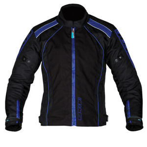 Spada-Plaza-Textile-Waterproof-Motorcycle-Textile-Jacket-Black-Yamaha-Blue