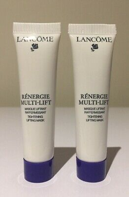 lancome renergie multi-lift tightening lifting mask review