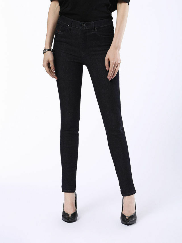 Ladies Skinzee High Waist Super Stretch, Skinny Jeans. Ladies Diesel Jeans.