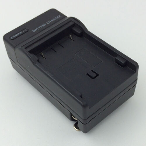 Hzqdln Cargador De Batería Apto Para Videocámara Jvc GR-DVL805 DVL805U DVL815U DVL817U