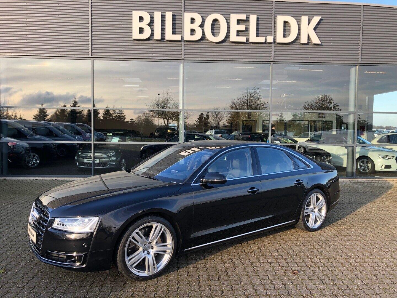 Audi A8 4,2 TDi 385 quattro Tiptr. 4d - 899.800 kr.