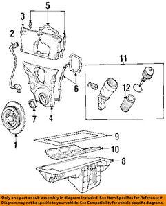 bmw oem 91 96 318i engine oil filter 11421715878 ebay Audi S6 Engine Diagram  Cooling Diagram for 318 M42 Engine Diagram BMW Cooling System Diagram