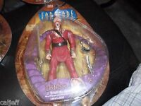 Farscape Ka Dargo Til The Blood Runs Clear Action Figure Toy Mint Series 1