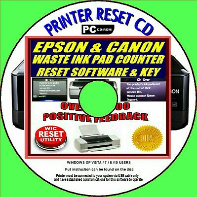 Delivery Email EPSON Reset Waste Ink Pad PM260