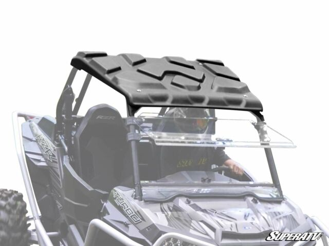 Super Atv Polaris Rzr 900 1000 Plastic Roof Top 2014 Hard Top Superatv For Sale Online Ebay