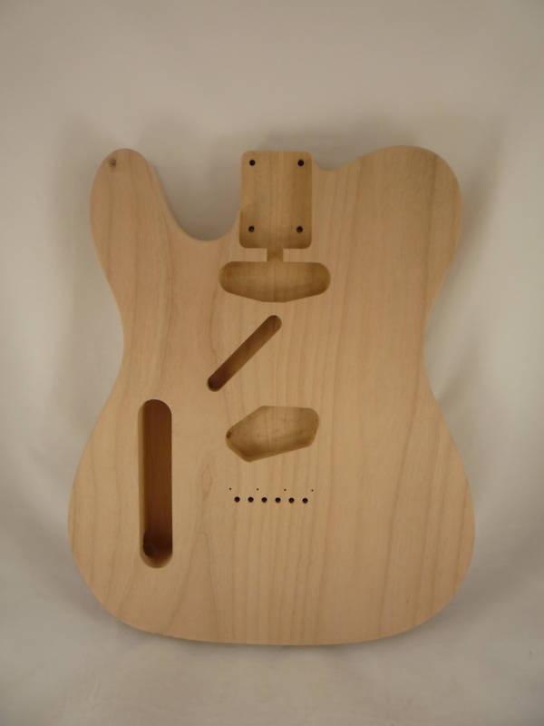 MJT Official Custom Order Aged Nitro Left Handed Guitar Body Mark Jenny VTT