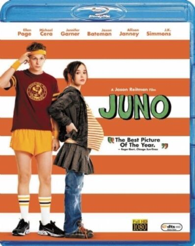 1 of 1 - Juno Blu-Ray Region B