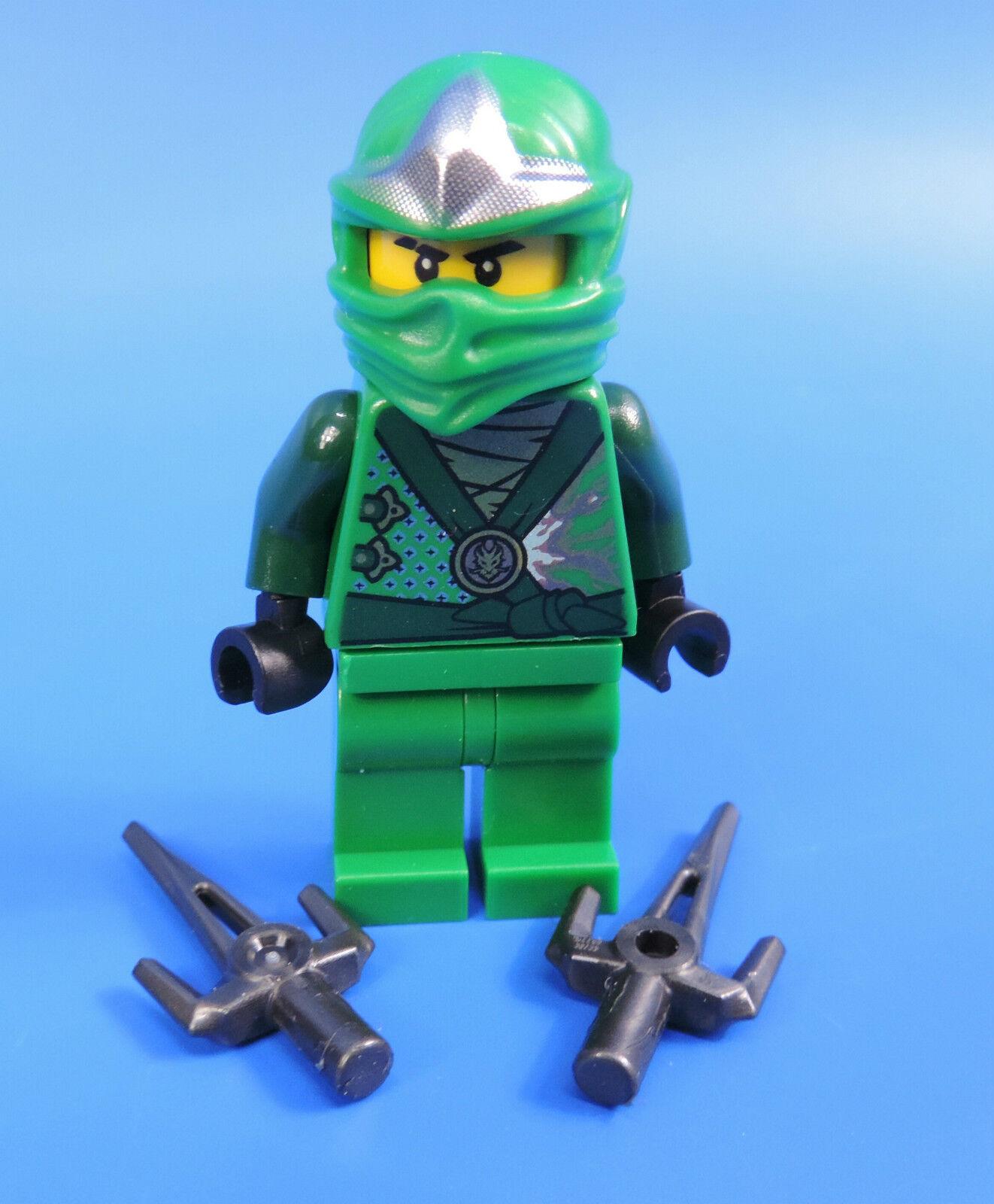 LEGO LEGO LEGO ® Ninjago personnage/Lloyd avec 2 NINJA COUTEAU | Durable Dans L'utilisation  f3561b