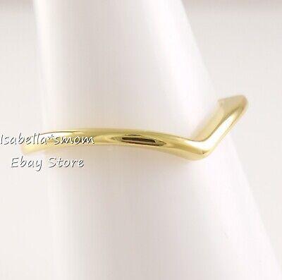 SHINING WISH Authentic PANDORA Shine 18K GOLD Plated Ring 166314 u PICK Sz  NEW!   eBay